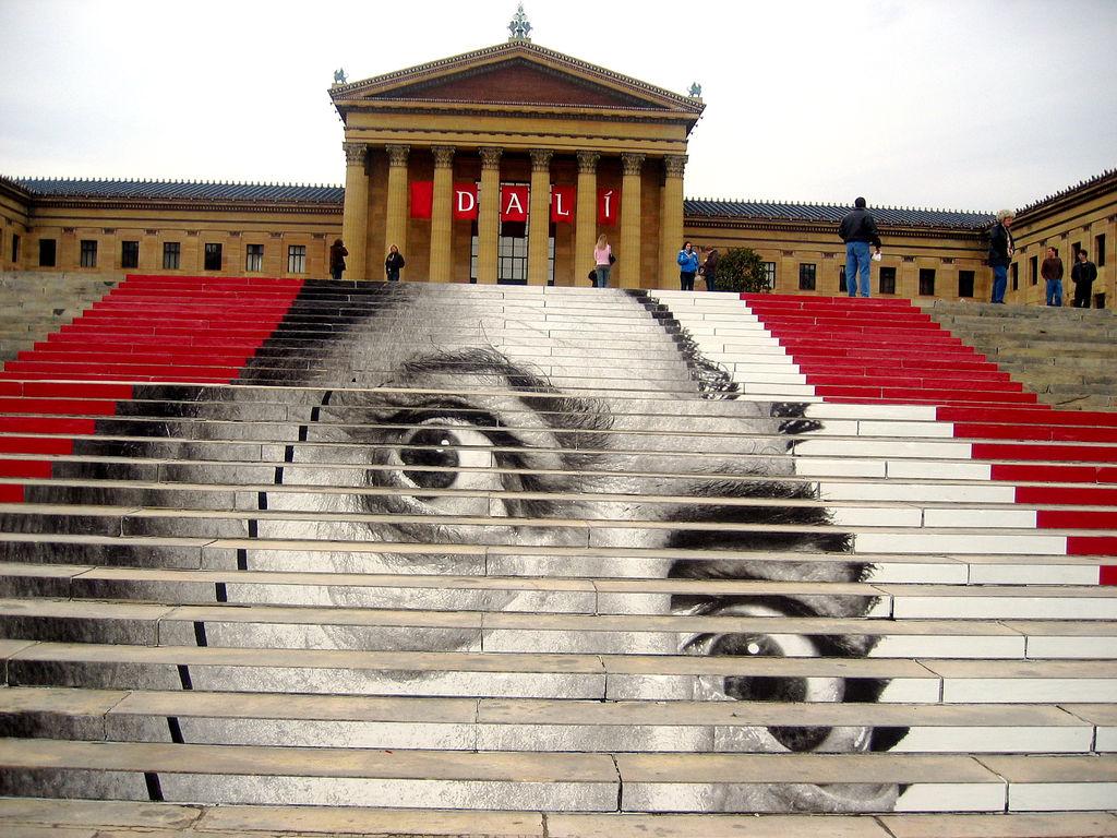 2012-es Dali kiállítás Rómában