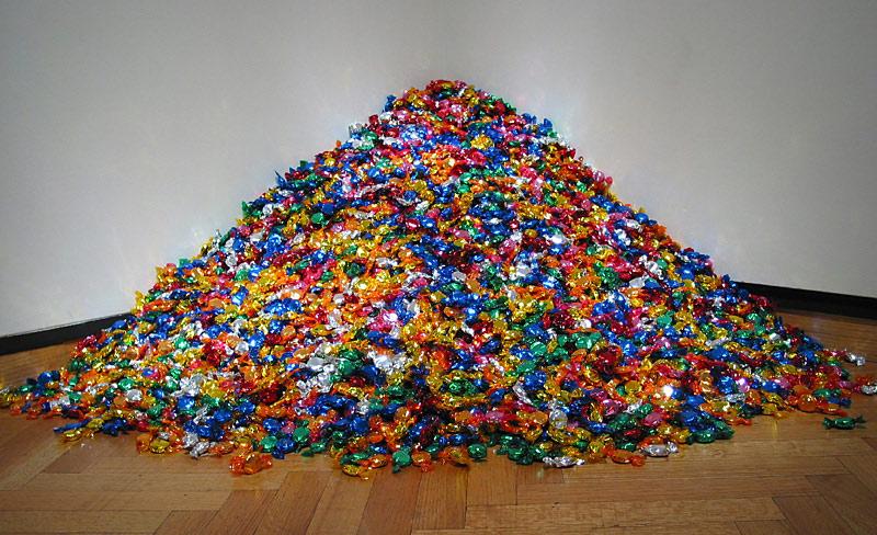 Felix Gonzalez-Torres: Candy