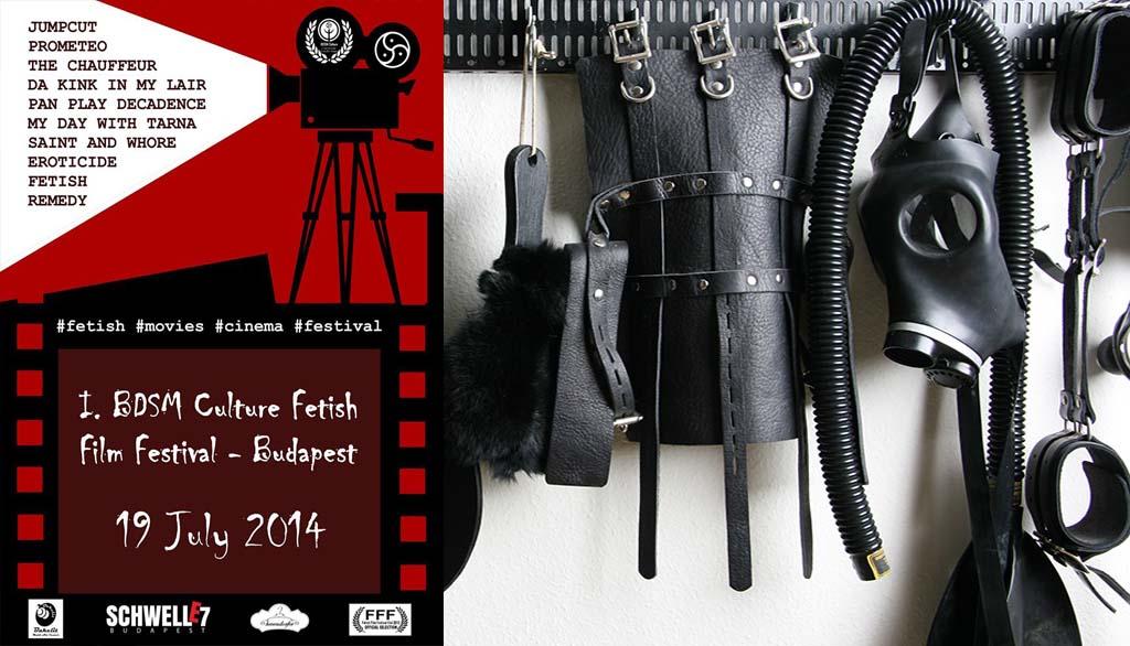 BDSM témájú filmek fesztiválja a Bakelitben
