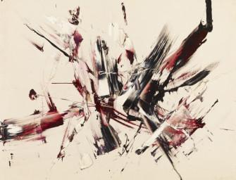 Eddig még soha ki nem állított Reigl Judit festményeket mutatnak be