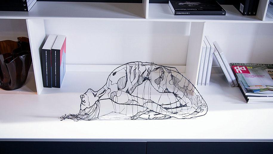 Feltalálták a tollat, amivel a levegőbe rajzolhatunk