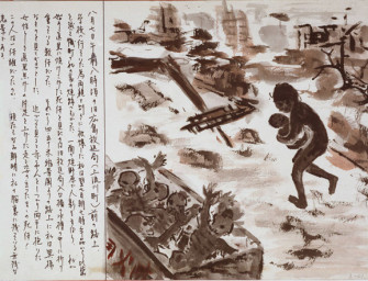 Ezeket festették Hirosima túlélői – fotók
