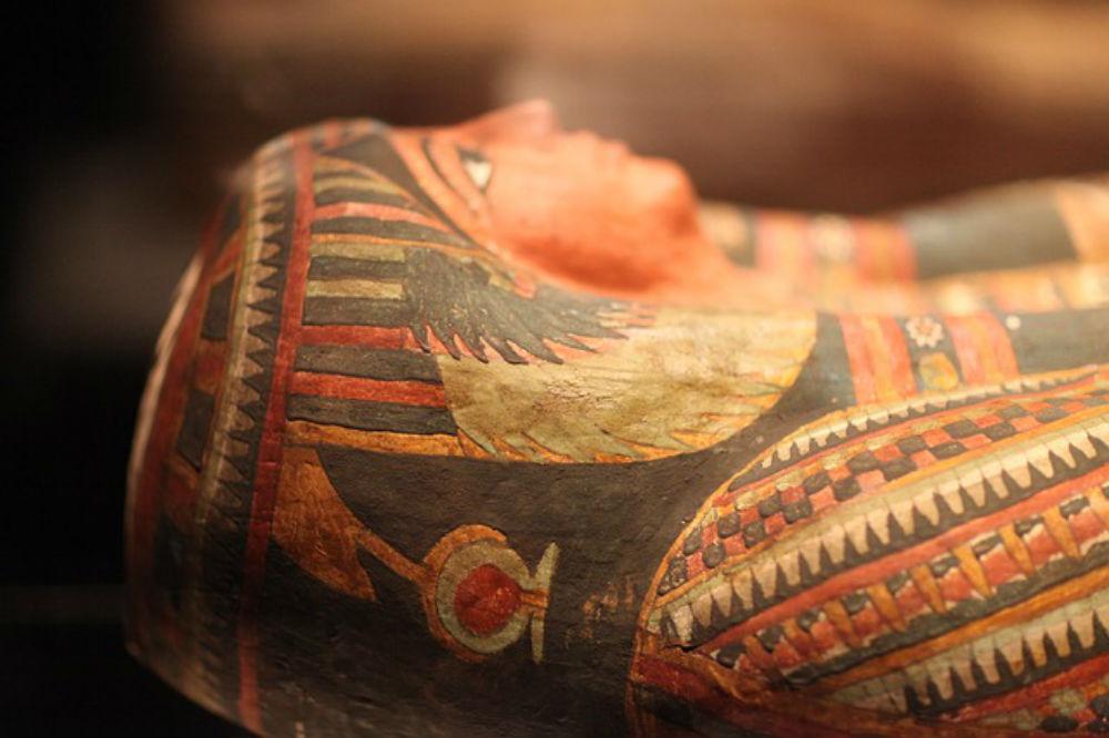 Döbbenetes felfedezést hozott egy több ezer éves múmia koponyája