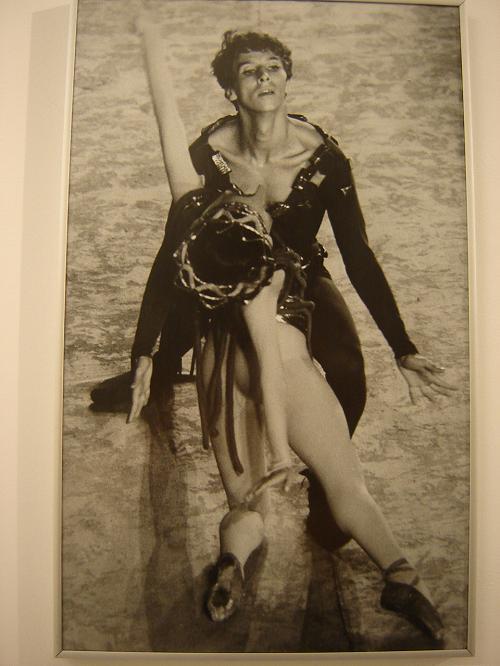 Elhunyt Bretus Mária táncművész