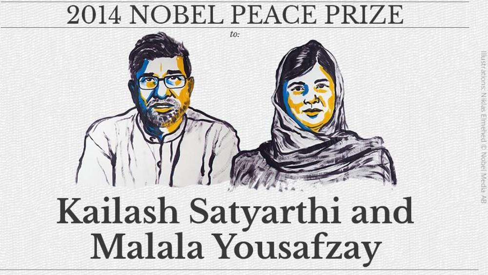 Minden idők legfiatalabb Nobel-díjazottja a pakisztáni lány