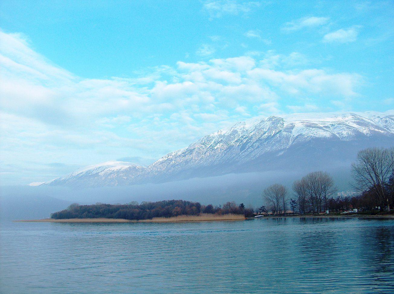 ohridi-tó