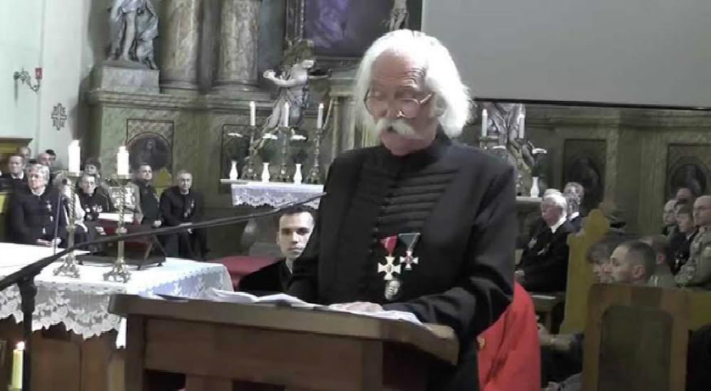 Erős idegzetűeknek: vitéz Tolcsvay Béla beszéde – videó