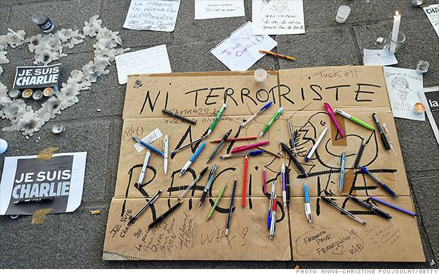 A francia oktatási miniszter levélben kéri a tanárok segítségét a Charlie Hebdo-tragédia után