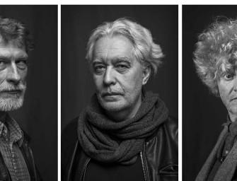 Déri Miklós pengeéles arcképcsarnokot állított a barátainak