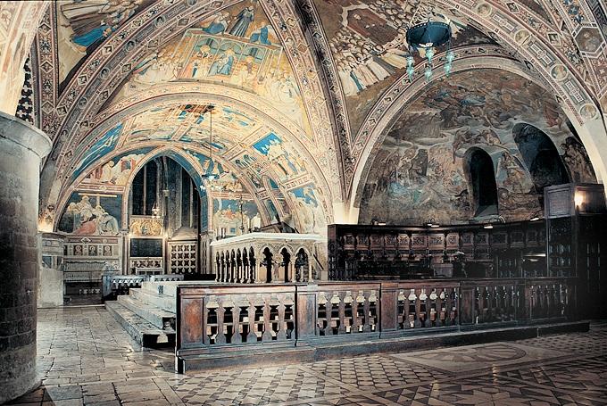Assisi bazilika