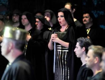 Olasz sztártenor énekel Mohácsi János Aida-rendezésében