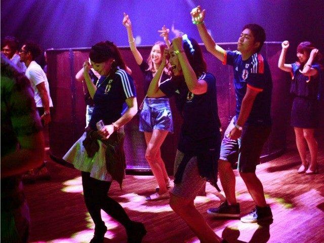 tánctilalom
