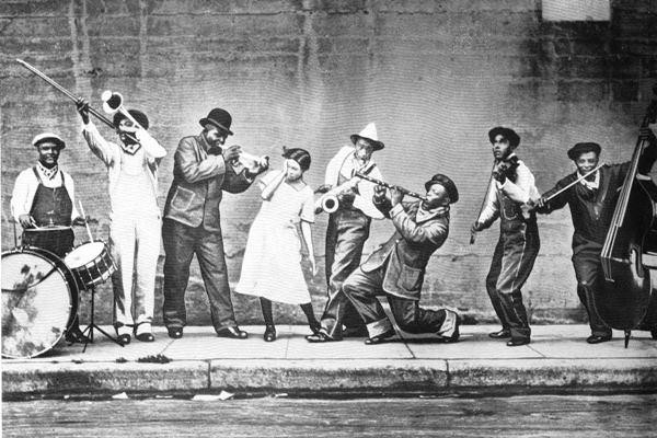 a jazz évszázada
