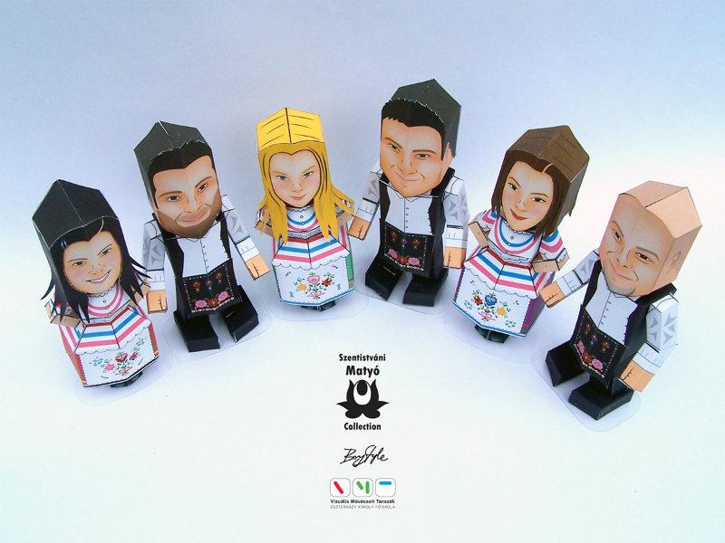 Szentistváni Matyó Collection