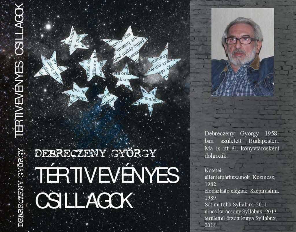 tértivevényes csillagok