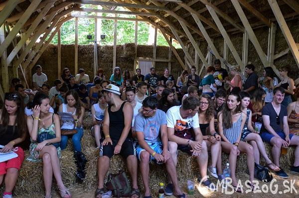 gömbaszögi nyári tábor