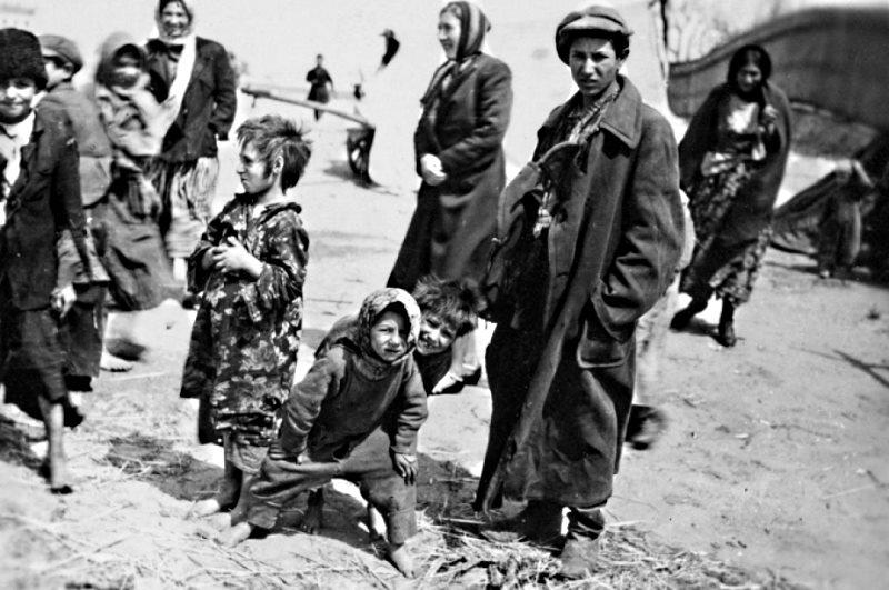 roma holokauszt