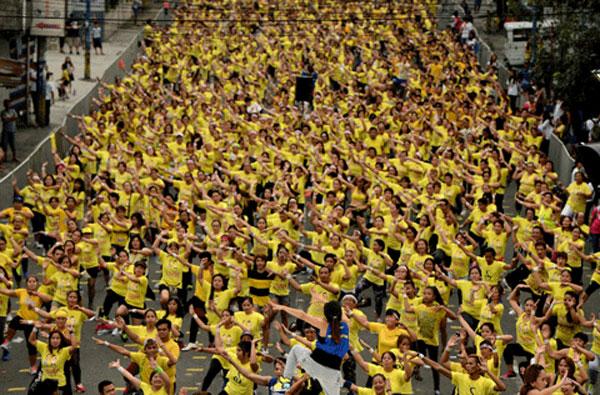 fülöp-szigeteki Guinness-rekord
