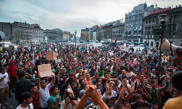 jezsuiták menekültprogram