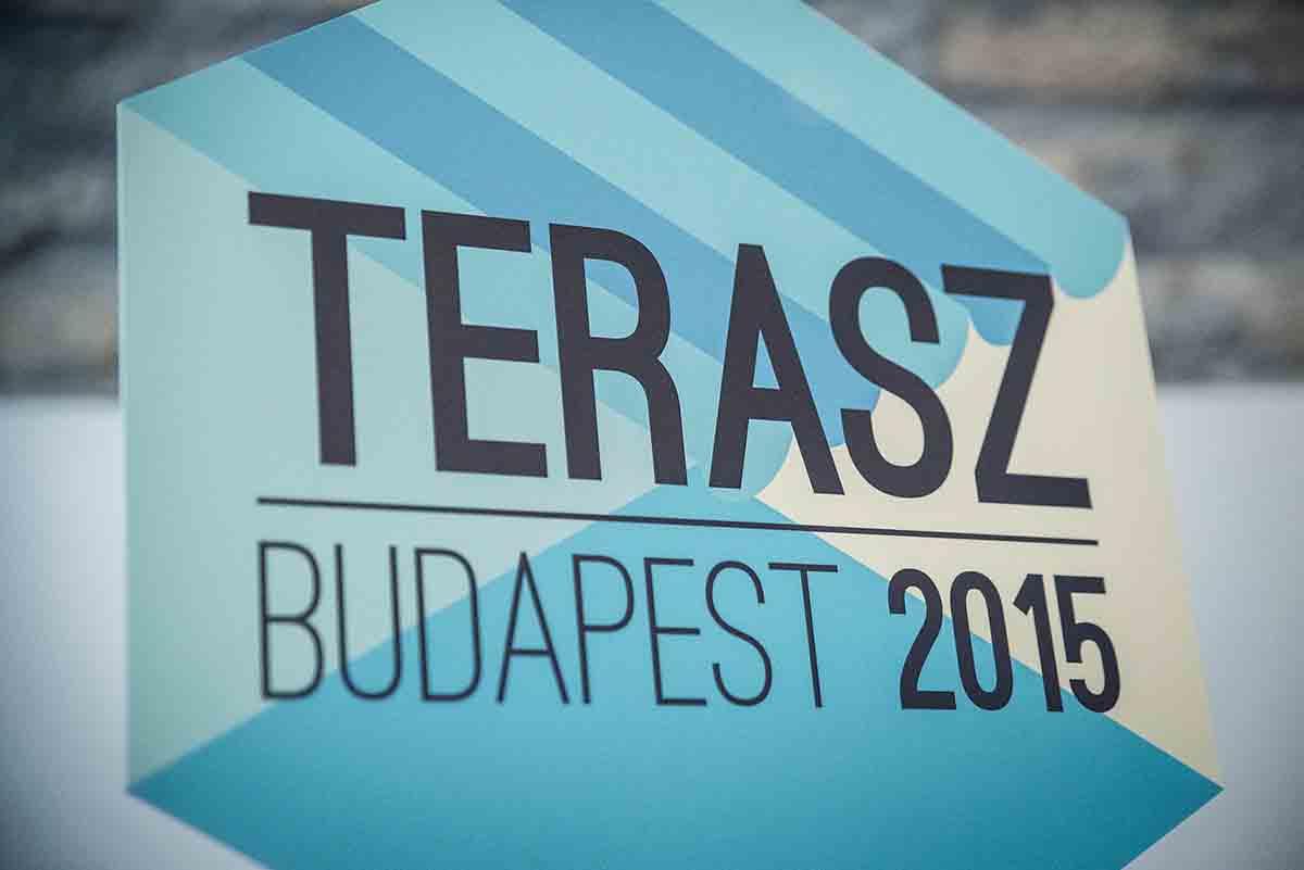Terasz Budapest 2015
