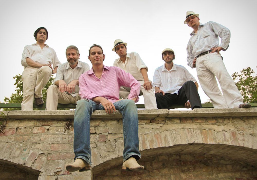 buda folk band