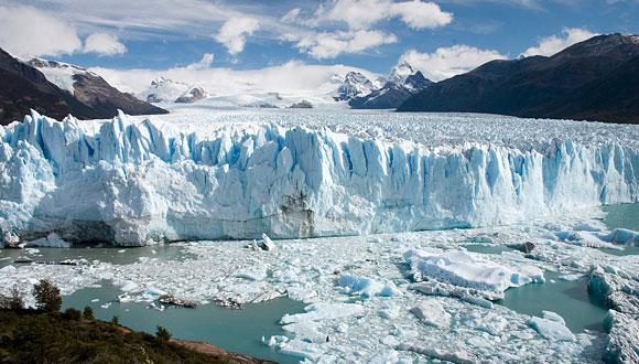 Perito Moreno-gleccser
