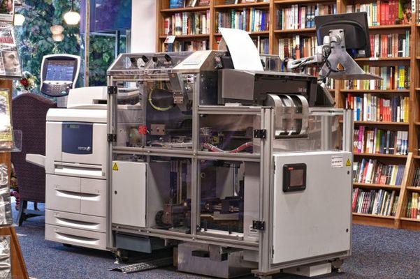 Espresso Book Machine