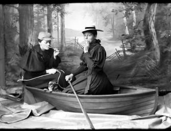 Egy pajtából kerültek elő a több mint 120 éves ritka felvételek