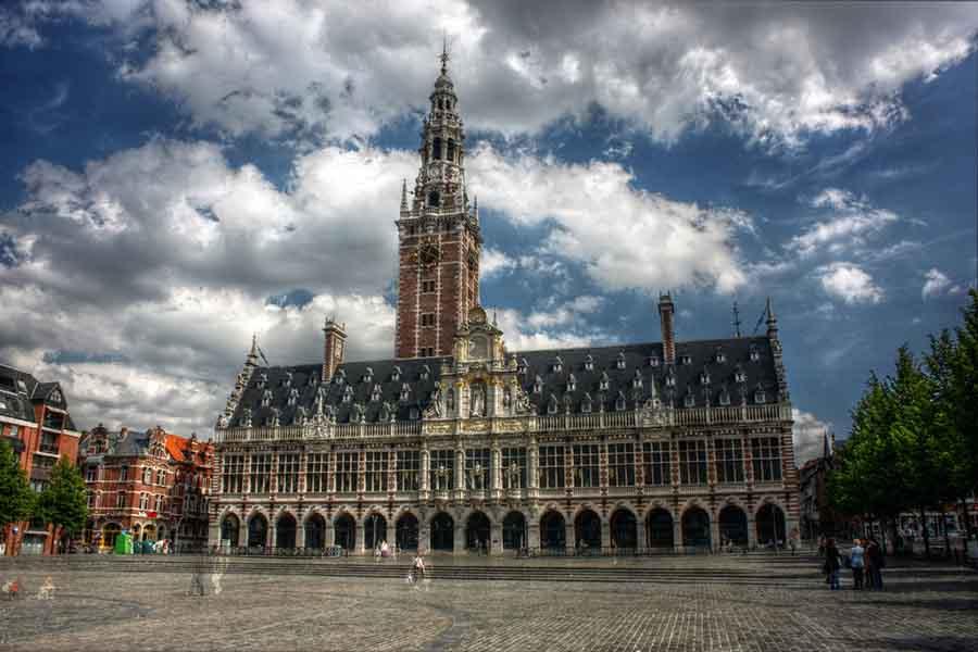 Leuveni Katolikus Egyetem