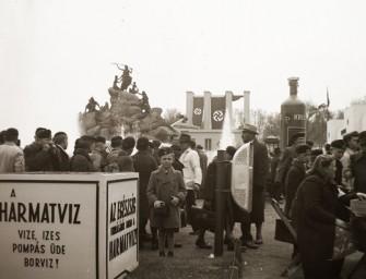 Horogkereszt és nyílt antiszemitizmus – Régi fényképek a Városligetről
