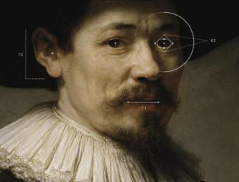 Rémisztő: számítógép festett Rembrandt képet
