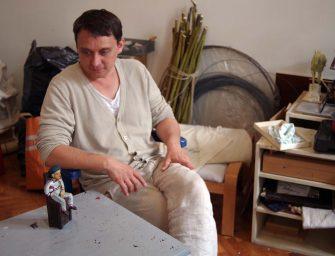 Szoborként elevenedik meg Czóbel Béla emblematikus festménye – interjú Kovách Gergővel