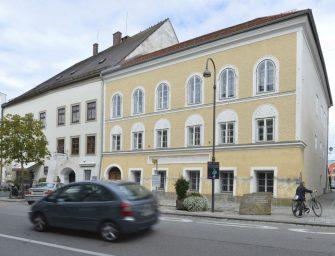 Kisajátítják Hitler ausztriai szülőházát