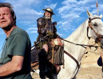 17 évig forgatott Terry Gilliam, rongálás lett a vége