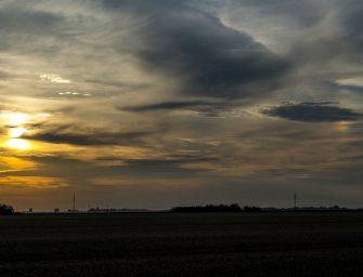 A nap fotója: Melléknap keletkezett Debrecen határában