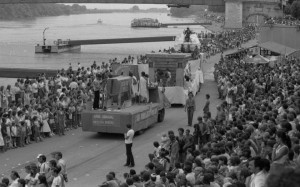 Így fesztiváloztak anyádék '83-ban a SZIN-en