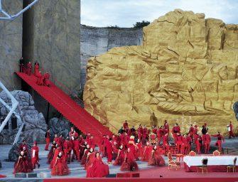 Rigoletto a kőbányában