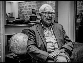 100 évesen elhunyt a legendás fotós
