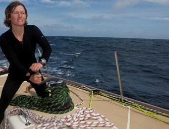 Fantasztikus élményekről számolt be az Antarktiszt körbehajózó 32 éves nő