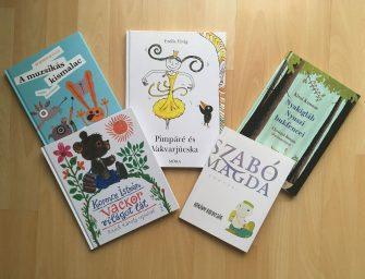Bárány Boldizsártól Pimpáréig – Könyvek, amikkel még nyáron is le tudod kötni a gyermeked figyelmét