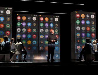 Steve Jobs operaváltozatban is forradalmat csinált