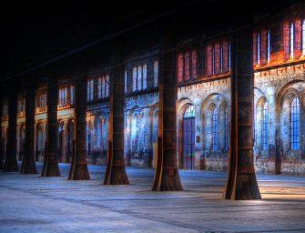 Látványos művészeti központ nyílik Torinó ipari épületében