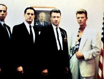 A Twin Peaks leutóbbi epizódjával David Lynch néhai David Bowie-ra emlékezett