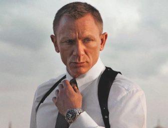 Itt az új James Bond-film története