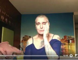 Sinead O'Connor bejelentette, hogy öngyilkos akar lenni