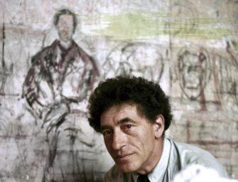 Női aktról és fejekről készült Giacometti-rajzokat találtak