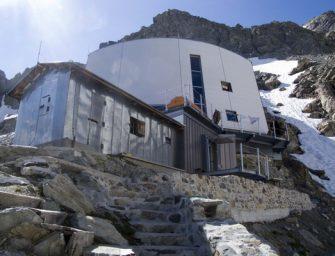 A hőség miatt elfogyott a víz a Mont Blanc-on