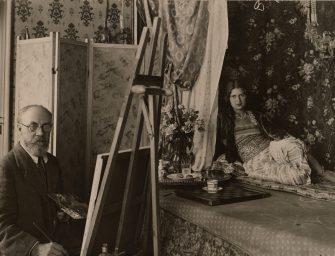 Lenyűgöző kiállítás Matisse műtermének érzéki tárgyaival