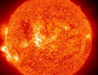 A Nap magja négyszer gyorsabban pörög a felszínnél