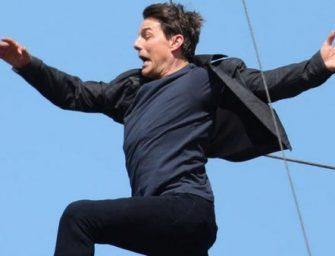 Bokatörést és csípősérülést szenvedett Tom Cruise